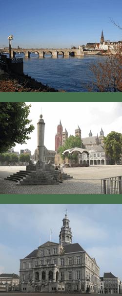 Maastricht International Fair - Sint Servaasbrug, Vrijthof en Markt Maastricht