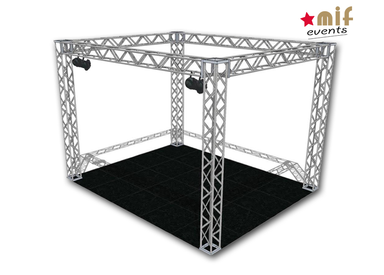 Maastricht International Fair – MIF 2017 – TRUSS STAND