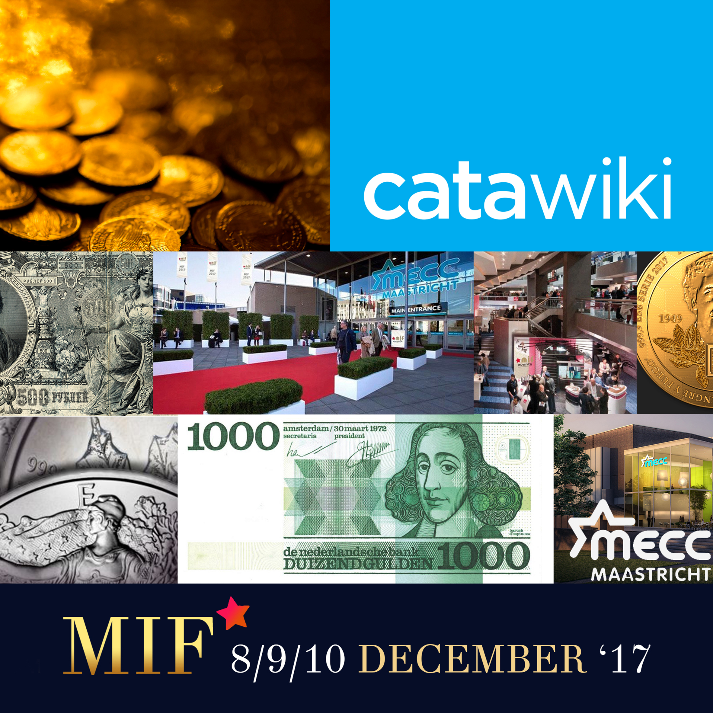 Maastricht International Fair - Europe's fastest growing auction website Catawiki is coming to MIF 2017 in MECC Maastricht