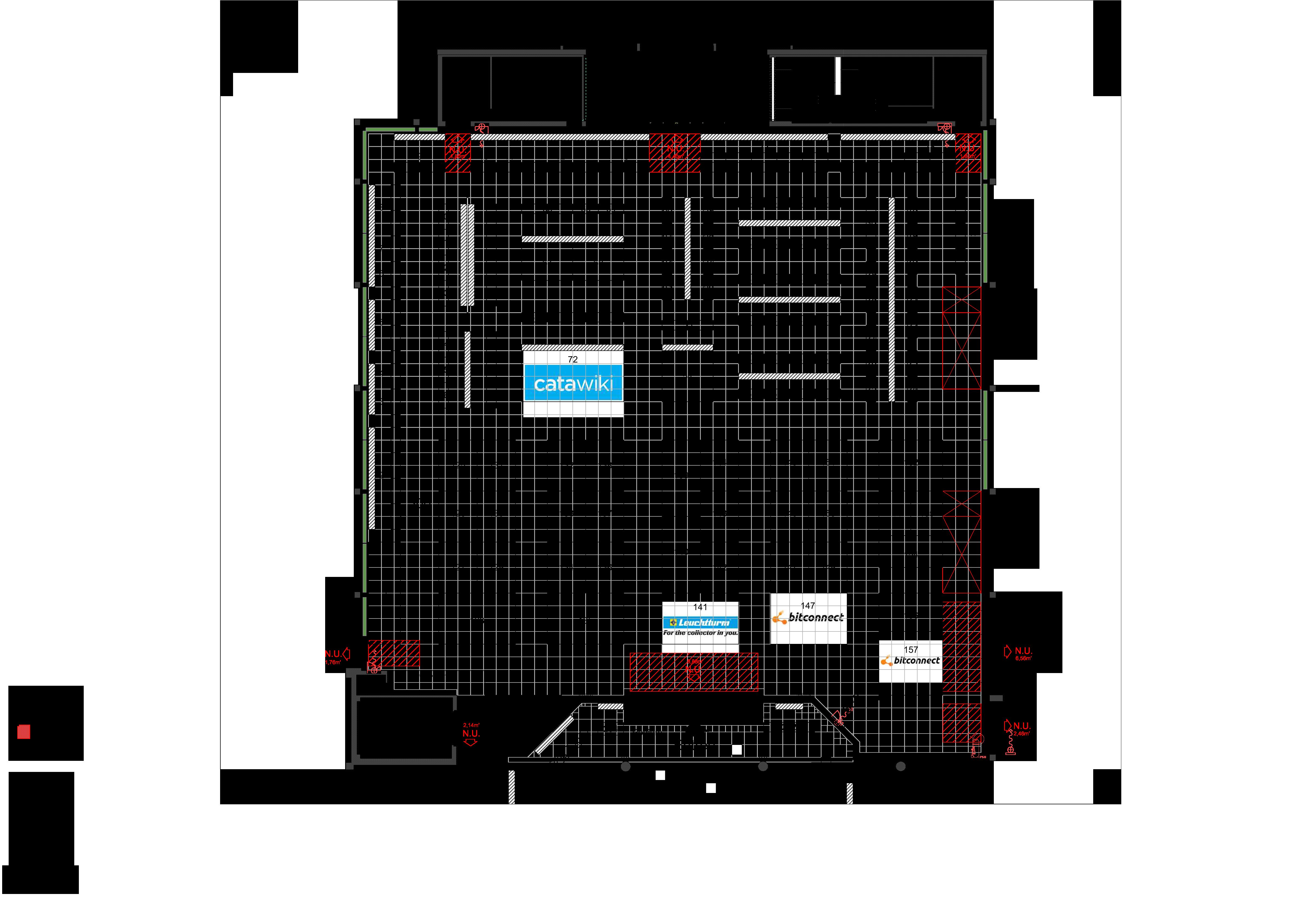 Global Foyer Floor Plan : Floor plan mif maastricht international fair