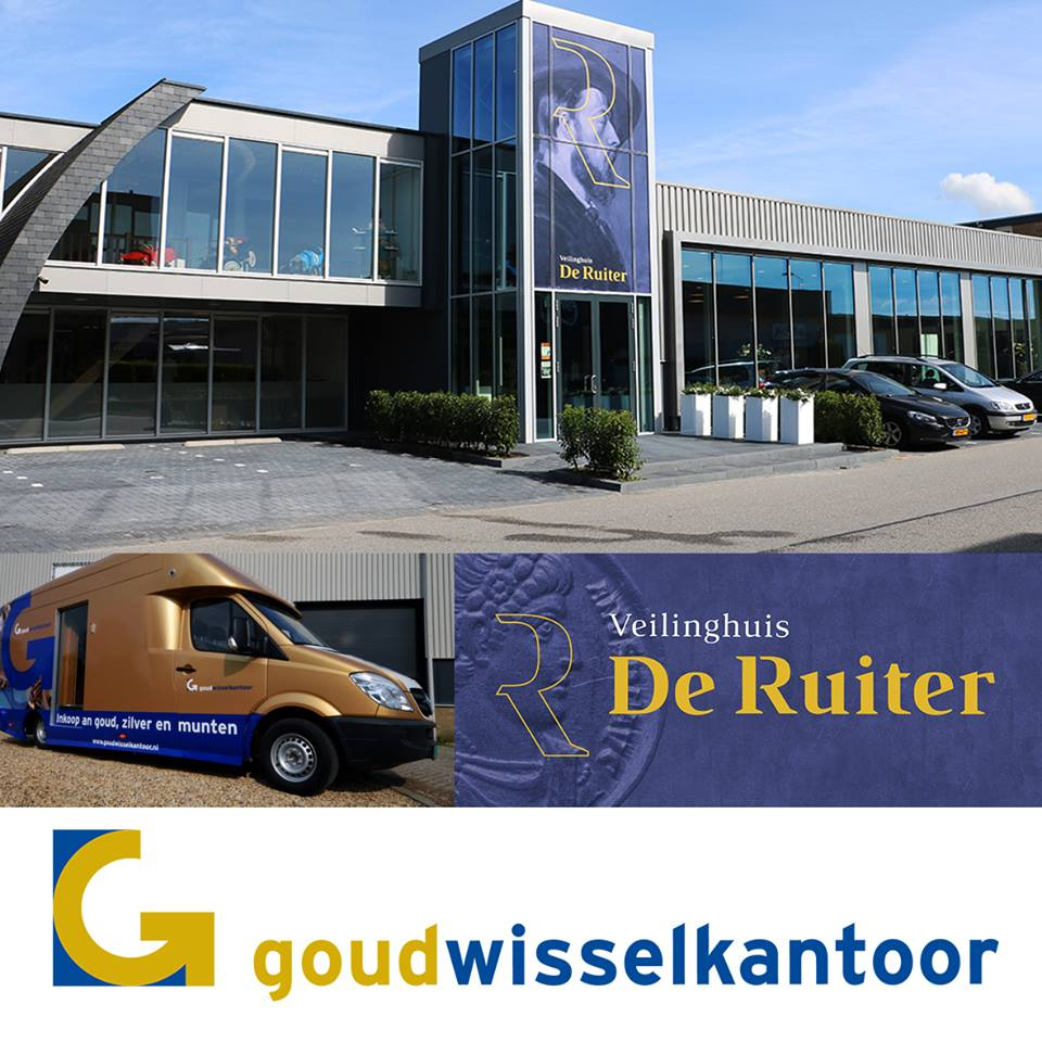 MIF welcomes Gold Exchange and Auction House De Ruiter from The Netherlands