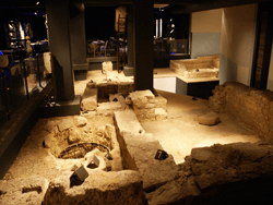 Maastricht International Fair - Romeinse opgravingen in Museumkelder Derlon
