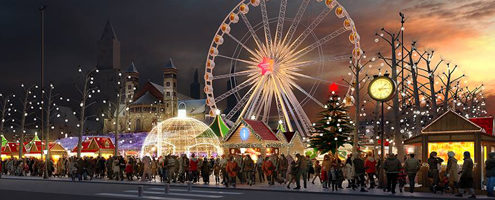 Maastricht International Fair – De MIF2017 Fair vind plaats op 8-9 en 10 december
