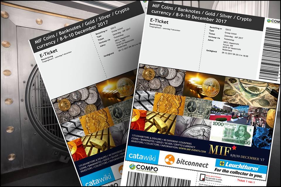 Maastricht International Fair – E-tickets