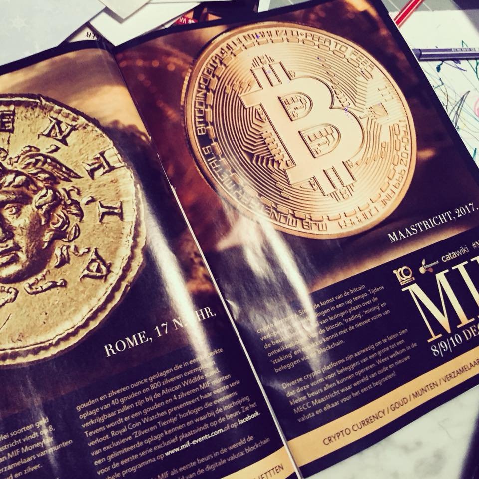 From ancient Roman coins to Bitcoin