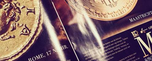 Van oude Romeinse munten tot Bitcoin